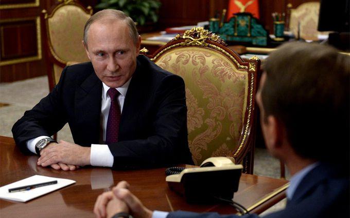 Путін відправив спікера Думи рулити розвідкою: соцмережі вибухнули жартами