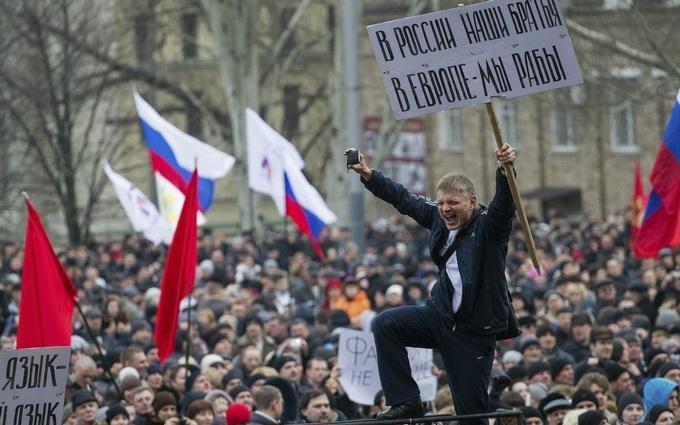 """У мережі заявили про фінал """"російської весни"""" і навели яскравий приклад"""