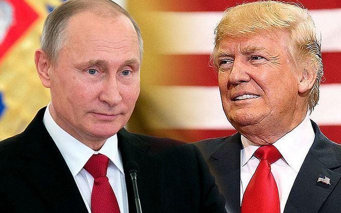 Кремль: Путин иТрамп смогут увидеться летом