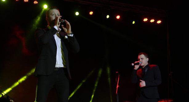 Российские звезды дали очередной концерт в оккупированном Луганске: появилось фото и видео (3)