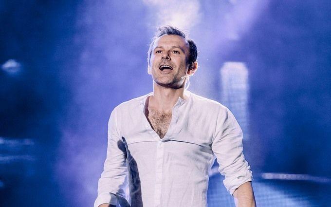 Вакарчук втратив голос під час концерту в Полтаві: опубліковано відео