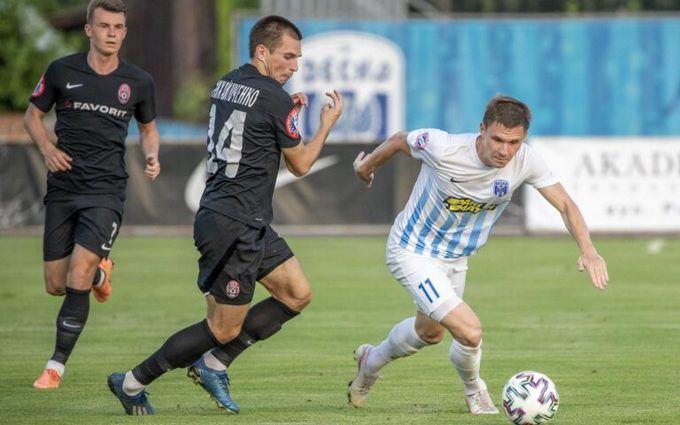 Зоря - Десна: повне відео вирішального матчу української Прем'єр-ліги