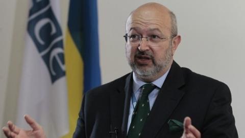 Росія наполягає на збільшенні вдвічі спостерігачів ОБСЄ в Україні (1)