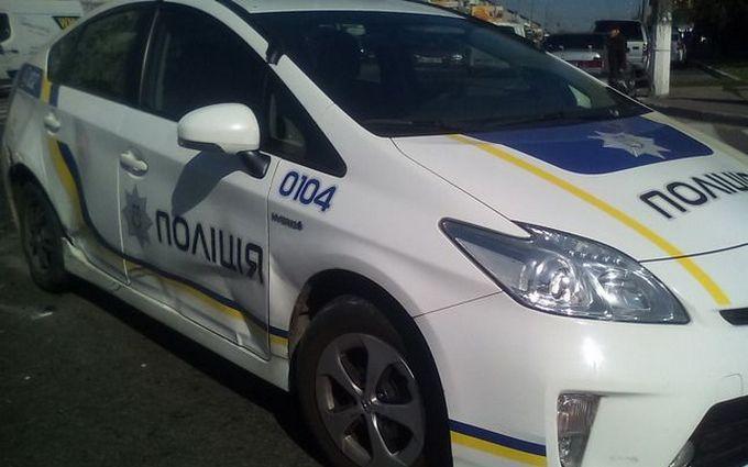 На Полтавщині сталася серйозна ДТП з поліцією: з'явилися фото і відео