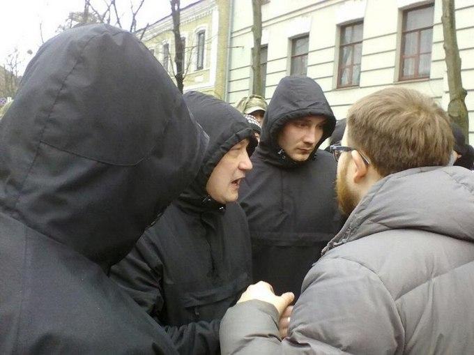 На митинге против Шокина в Харькове разгорелась драка: опубликованы фото (1)