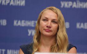 Кабмін прийняв рішення щодо скандальної заступниці кума Порошенка