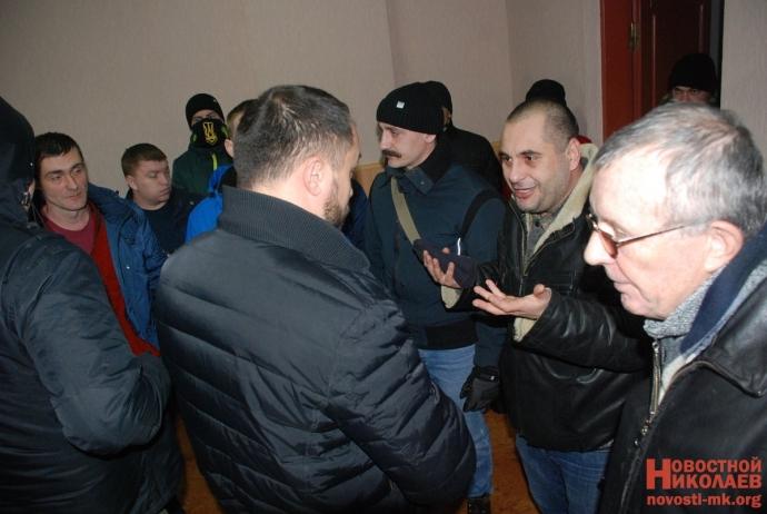 В Николаеве сорвали пропагандистскую акцию партии Медведчука: появились фото (1)