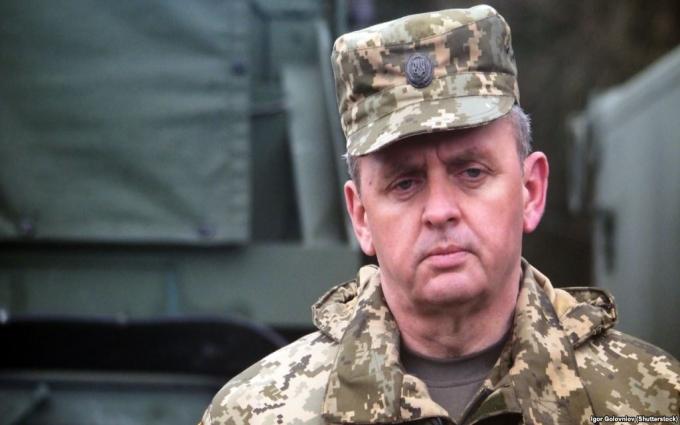 Глава українського Генштабу зробив заяву щодо мови