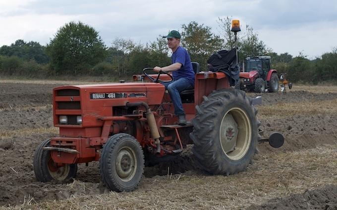 Путину пригрозили тракторным Майданом