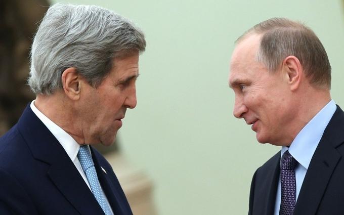 Зустріч Путіна і Керрі: стали відомі подробиці переговорів