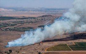 На півдні Сирії повстанці збили військовий літак режиму Асада