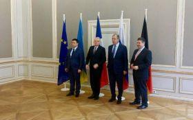 """Блокада Донбасу: """"нормандська четвірка"""" зробила резонансну заяву"""