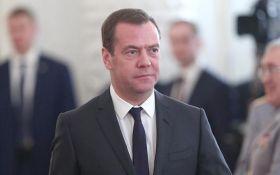 Російський прем'єр придумав, як відповісти США на нові санкції