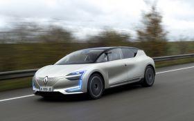 Renault представила машину з автопілотом і віртуальною реальністю