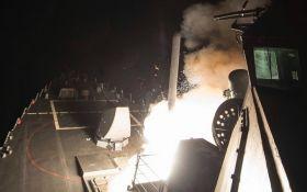 Кремлівські ЗМІ: на зруйнованій ракетами США авіабазі Асада були російські військові