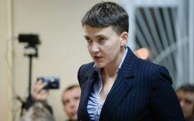 Савченко повторила свой скандальный поступок