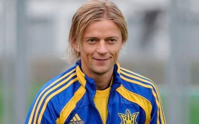 Рекордсмен сборной Украины пофутболу объявил озавершении игровой карьеры