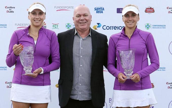 Українські тенісистки виграли великий турнір: опубліковані фото