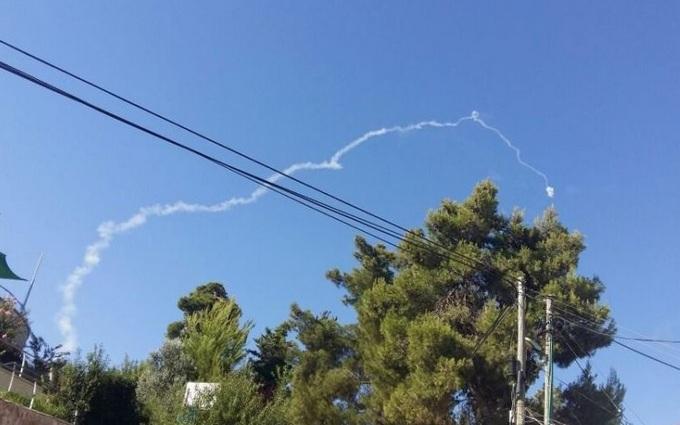 Ізраїль атакував ракетами російський безпілотник: опубліковано фото