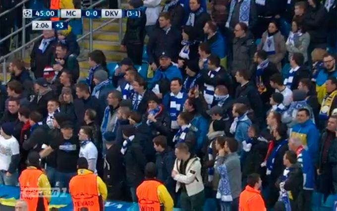 Манчестер Сити - Динамо - 0-0: прощание Киева с Лигой чемпионов (2)