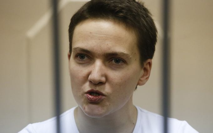 В России сгорают от стыда: соцсети о скандале в суде по Савченко