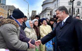 Порошенко напомнил, чей Крым: появилось видео
