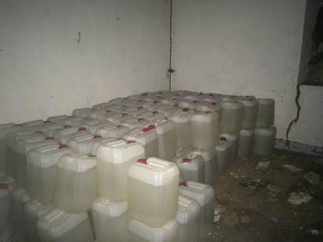 В Одеській області СБУ заблокувала контрабандний канал постачання спирту (3 фото) (1)