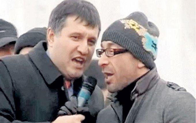 Кернес выступил сгромкими обвинениями вадрес Авакова