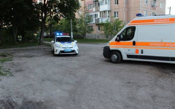 Вбывшем Кировограде взорвался автомобиль