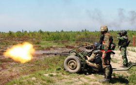 Боевики из танков и минометов обстреливают позиции ООС на Донбассе: среди бойцов ВСУ есть раненые