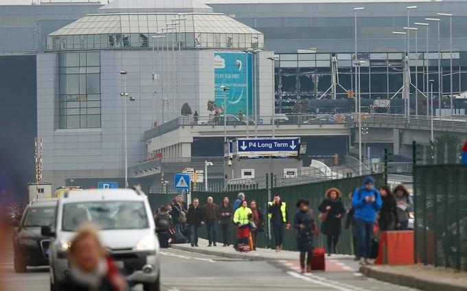 Украине дали совет, что делать после терактов в Брюсселе