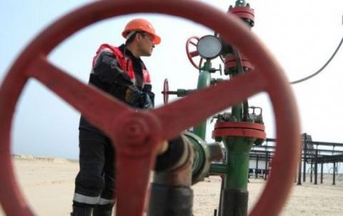 Запаси газу в ПСГ України збільшилися до 15,787 млрд куб. м