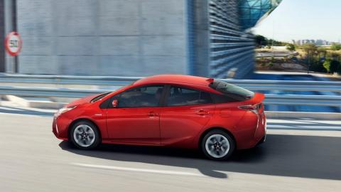 Toyota розповіла про технічні характеристики нового «Пріуса» (2)