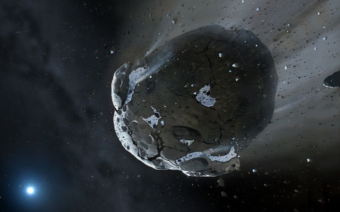 К Земле несется огромный астероид размером с футбольное поле: названа опасная дата и риски