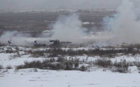 Бойцы ВСУ отбили минометную атаку боевиков на Донбассе: враг понес немалые потери