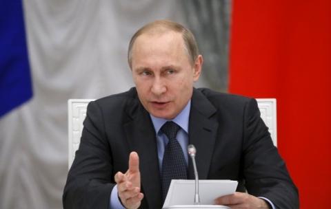 Путін назвав причину війни в Сирії (1)