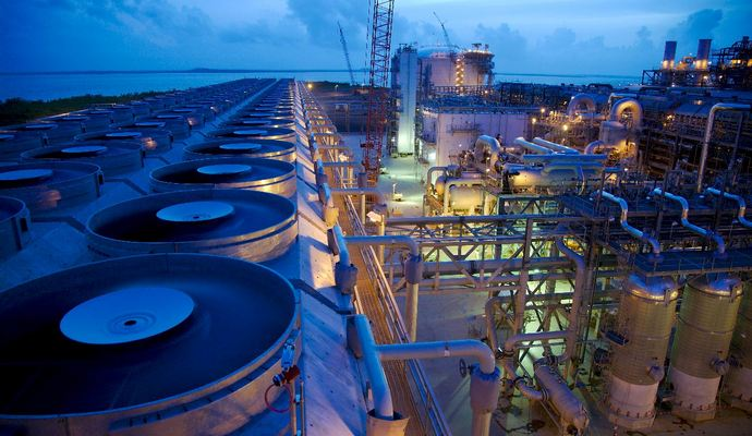 Нафтогаз импортирует газ за счет средств ЕБРР