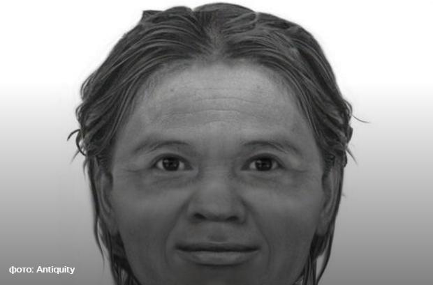 Вчені показали, як виглядала жінка 13 тисяч років тому (1)