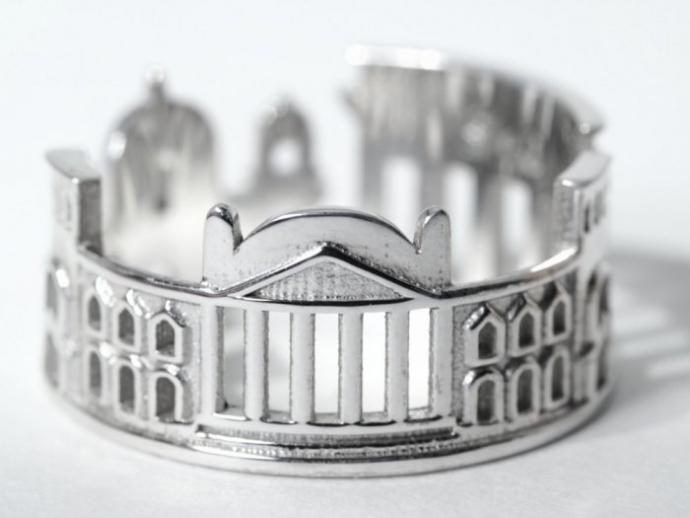Драгоценные кольца с городскими пейзажами (22 фото) (20)
