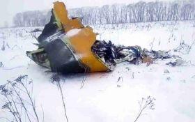 Авіакатастрофа АН-148: пошукові роботи будуть тривати тиждень