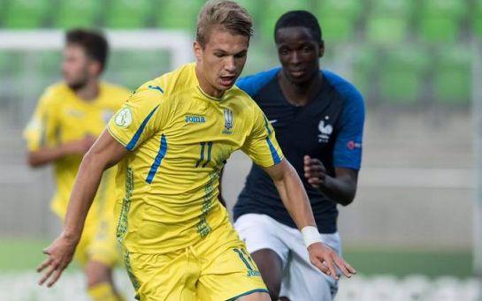 Лучший молодой футболист Европы - нападающий Динамо попал в престижный рейтинг