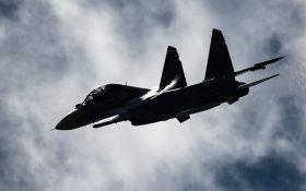 У Сирії розбився російський військовий винищувач: з'явилися фото і дані про загиблих