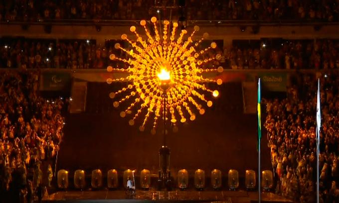 Церемония открытия Паралимпиады-2016: фото и видео из Рио (4)