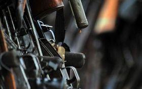 Рада ввела до 7 лет тюрьмы за контрабанду оружия