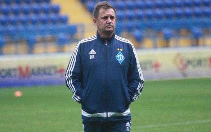 """Тренер київського """"Динамо"""" пояснив свій відхід"""