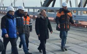 Держдеп США різко відреагував на візит Путіна до окупованого Криму