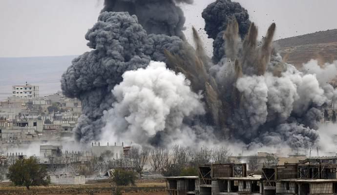 Журналисты случайно засняли российские войска во время наземной операции в Сирии
