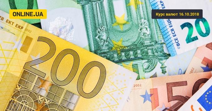 Курс валют на сьогодні 16 жовтня: долар дешевшає, евро дешевшає