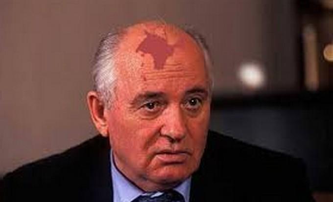 СБУ заборонила Горбачову в'їзд в Україну фотожабою (1)