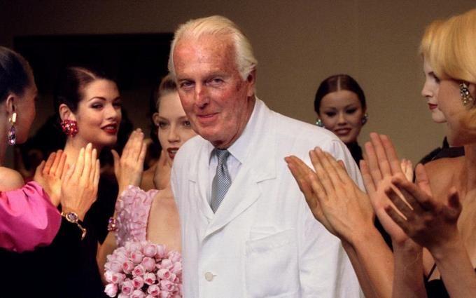 У Франції помер легендарний модельєр